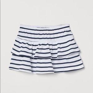 Nwt navy stripe size 6-8